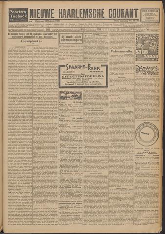 Nieuwe Haarlemsche Courant 1925-10-24