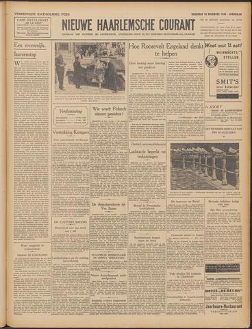 Nieuwe Haarlemsche Courant 1940-12-18
