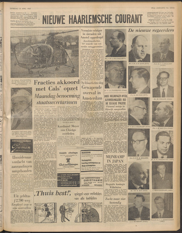 Nieuwe Haarlemsche Courant 1965-04-10