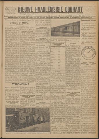 Nieuwe Haarlemsche Courant 1927-02-14