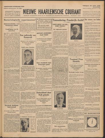 Nieuwe Haarlemsche Courant 1934-06-29