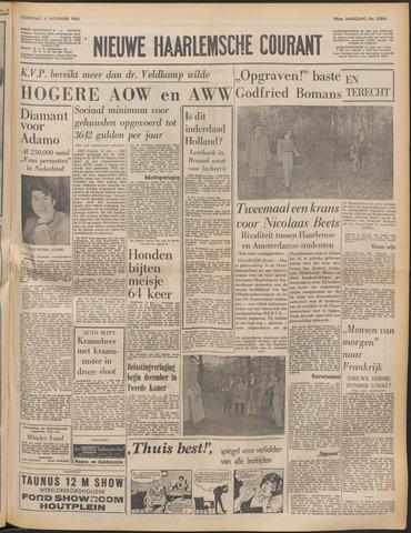 Nieuwe Haarlemsche Courant 1964-11-11