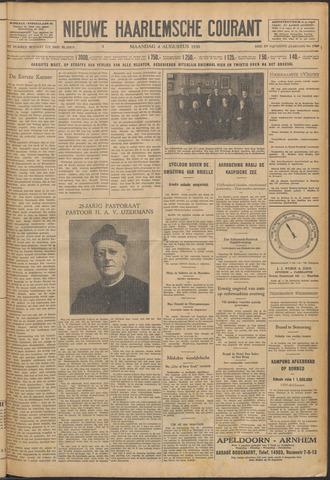 Nieuwe Haarlemsche Courant 1930-08-04