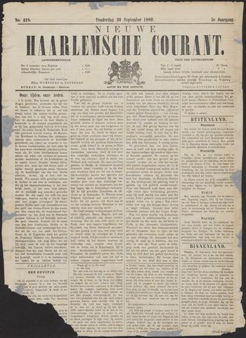 Nieuwe Haarlemsche Courant 1880-09-30