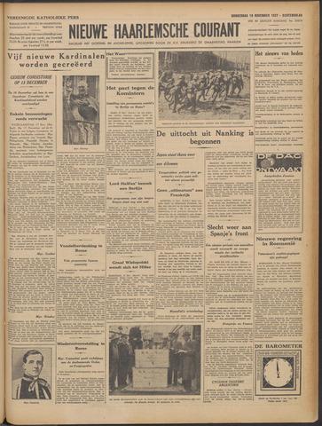 Nieuwe Haarlemsche Courant 1937-11-18
