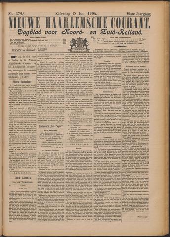 Nieuwe Haarlemsche Courant 1904-06-18
