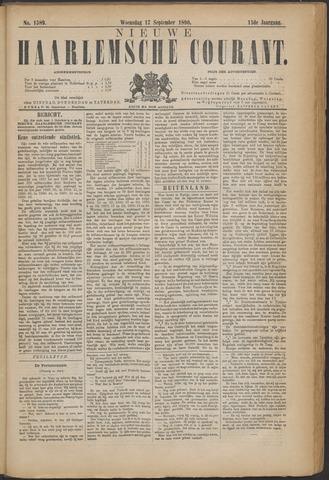 Nieuwe Haarlemsche Courant 1890-09-17