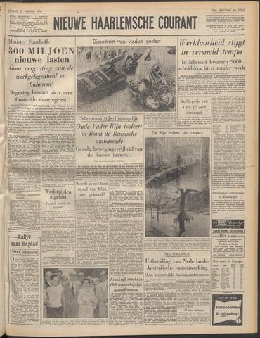 Nieuwe Haarlemsche Courant 1958-02-28