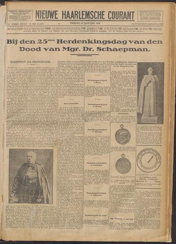 Nieuwe Haarlemsche Courant 1928-01-20
