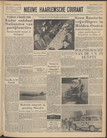 Nieuwe Haarlemsche Courant 1956-11-15
