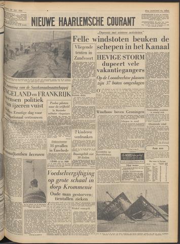 Nieuwe Haarlemsche Courant 1956-07-30