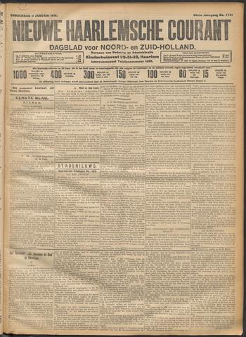 Nieuwe Haarlemsche Courant 1912-01-11