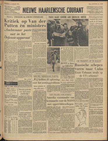 Nieuwe Haarlemsche Courant 1963-02-21
