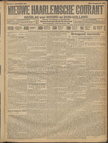 Nieuwe Haarlemsche Courant 1913-11-07
