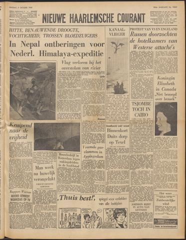 Nieuwe Haarlemsche Courant 1964-10-06