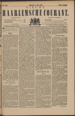 Nieuwe Haarlemsche Courant 1896-06-04
