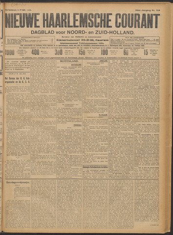 Nieuwe Haarlemsche Courant 1910-02-05