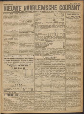 Nieuwe Haarlemsche Courant 1918-05-21