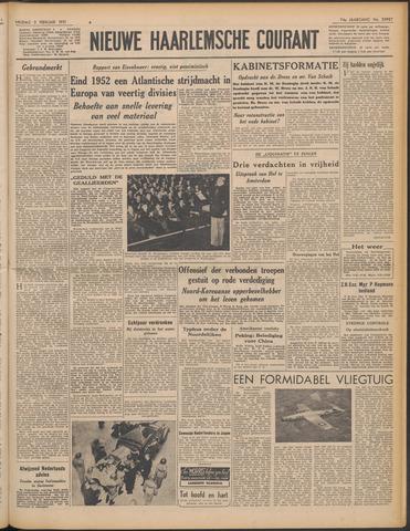 Nieuwe Haarlemsche Courant 1951-02-02