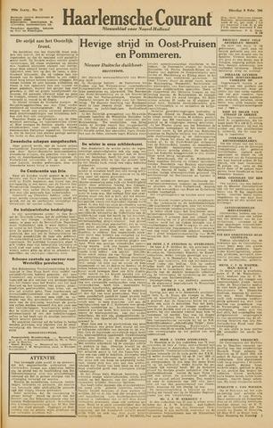 Haarlemsche Courant 1945-02-06