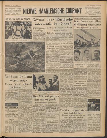 Nieuwe Haarlemsche Courant 1960-07-18