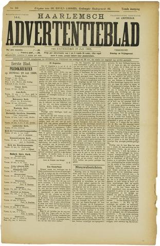 Haarlemsch Advertentieblad 1888-07-28