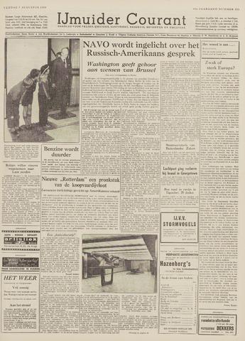 IJmuider Courant 1959-08-07