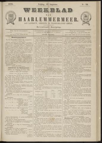 Weekblad van Haarlemmermeer 1876-08-11