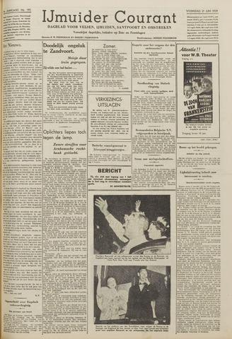 IJmuider Courant 1939-06-21