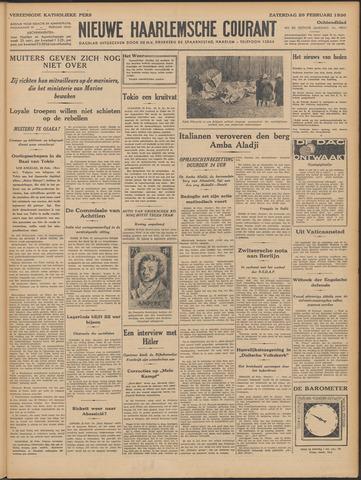 Nieuwe Haarlemsche Courant 1936-02-29