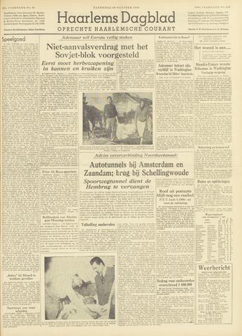 Haarlem's Dagblad 1954-10-30