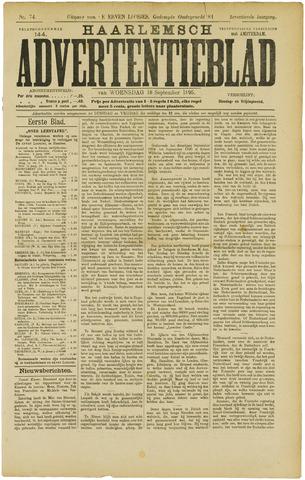 Haarlemsch Advertentieblad 1895-09-18