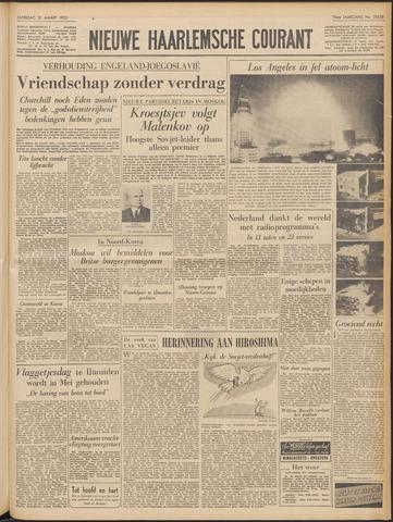 Nieuwe Haarlemsche Courant 1953-03-21