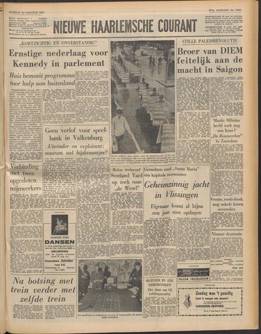 Nieuwe Haarlemsche Courant 1963-08-24