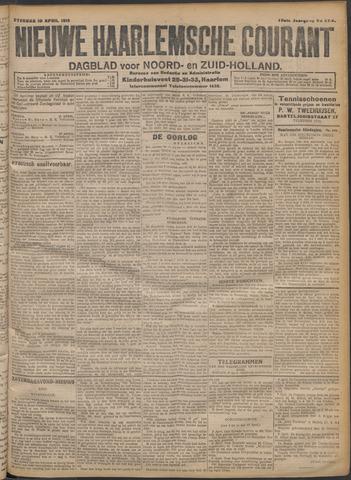Nieuwe Haarlemsche Courant 1915-04-10