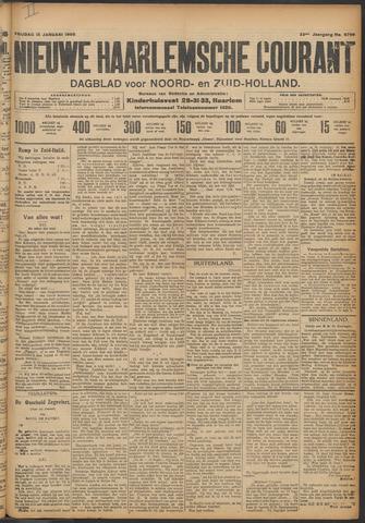 Nieuwe Haarlemsche Courant 1909-01-15