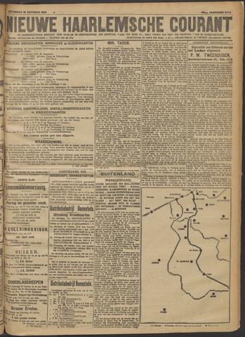 Nieuwe Haarlemsche Courant 1918-10-19