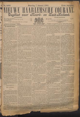 Nieuwe Haarlemsche Courant 1901-01-07
