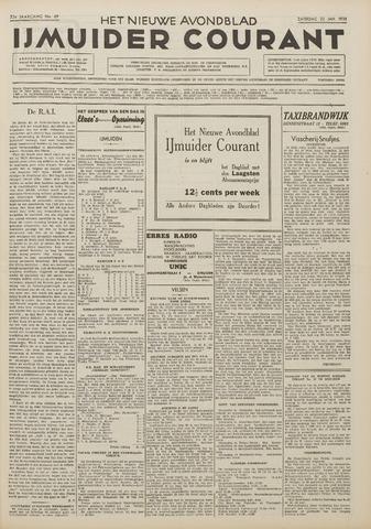 IJmuider Courant 1938-01-22