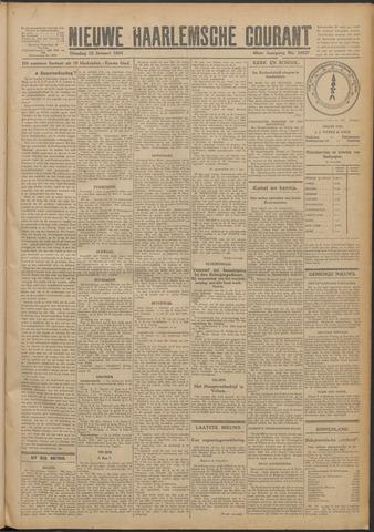 Nieuwe Haarlemsche Courant 1924-01-15