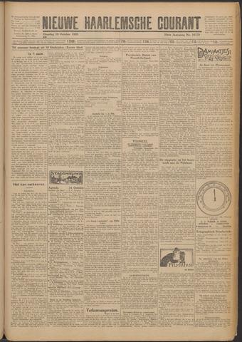 Nieuwe Haarlemsche Courant 1925-10-13