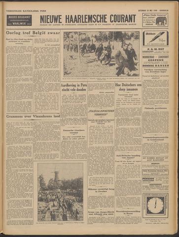 Nieuwe Haarlemsche Courant 1940-05-25