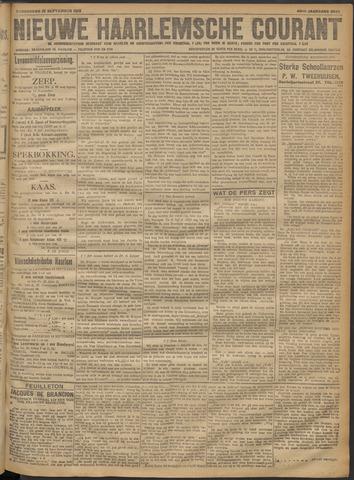 Nieuwe Haarlemsche Courant 1918-09-12