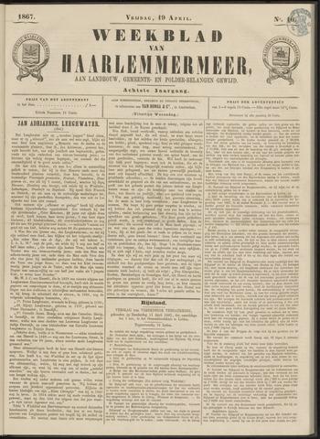 Weekblad van Haarlemmermeer 1867-04-19