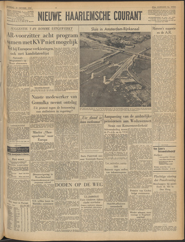 Nieuwe Haarlemsche Courant 1959-10-31