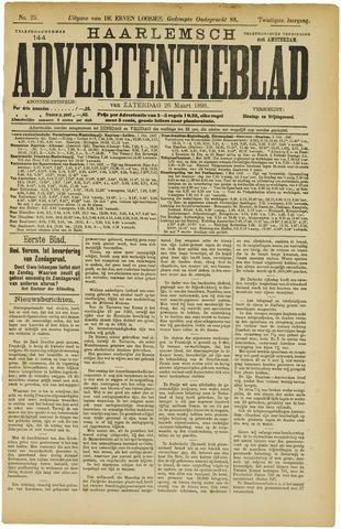 Haarlemsch Advertentieblad 1898-03-26