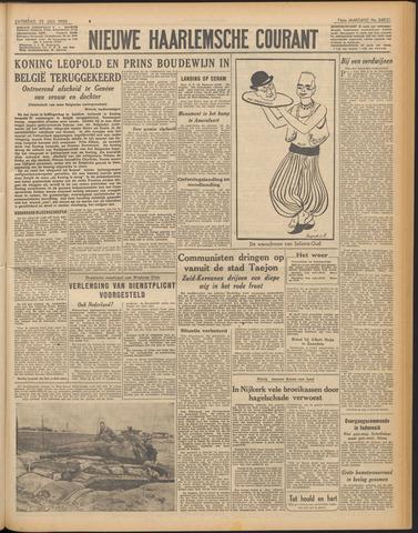 Nieuwe Haarlemsche Courant 1950-07-22