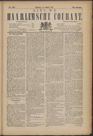 Nieuwe Haarlemsche Courant 1890-01-15
