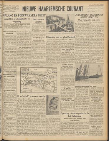 Nieuwe Haarlemsche Courant 1947-07-25