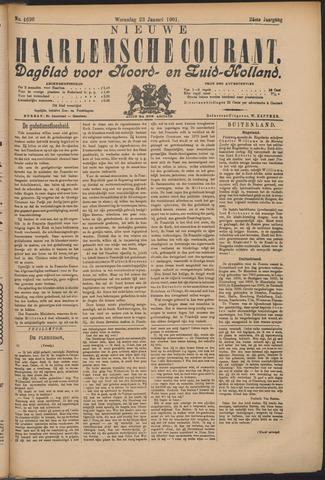 Nieuwe Haarlemsche Courant 1901-01-23